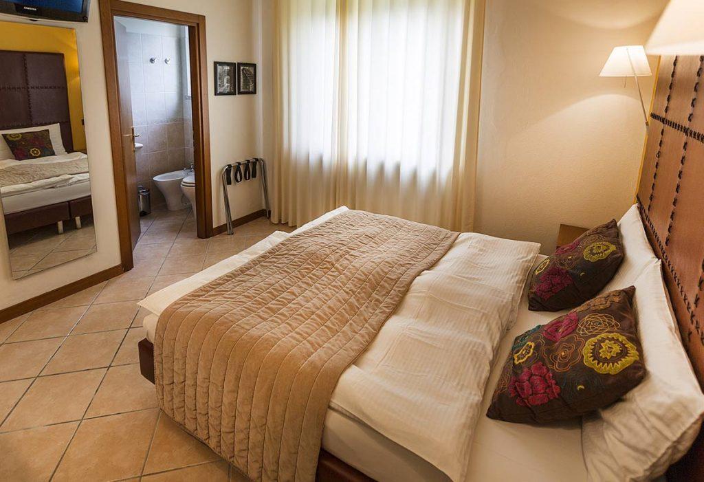 camere Hotel Meridiana - giardino