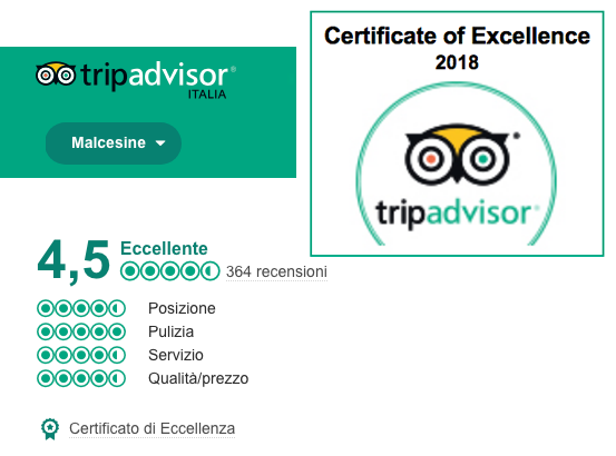 what they say about us: trip advisor - Hotel Meridiana