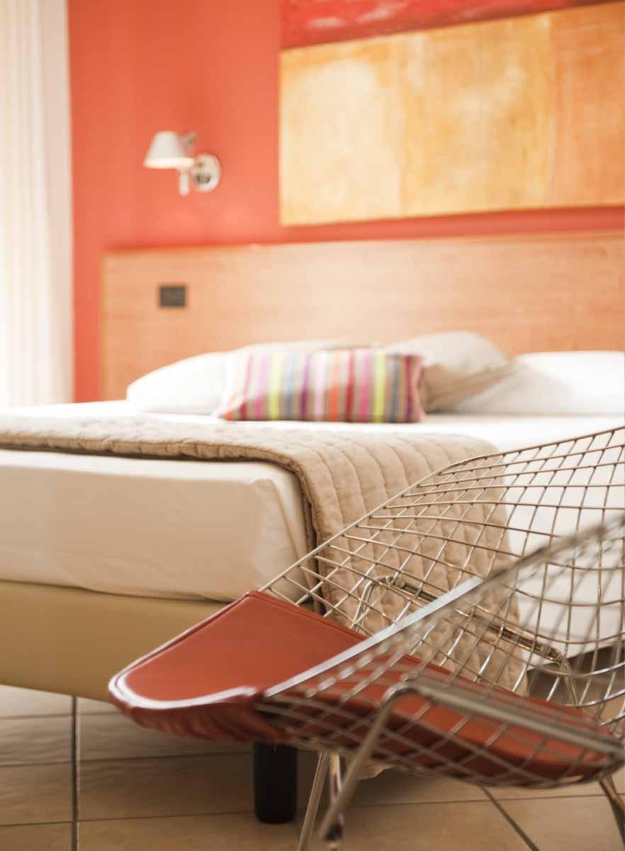 Room overlooking Lake Garda -Hotel Meridiana