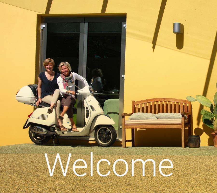 benvenuti all Hotel Meridiana di malcesine, confort e accoglienza